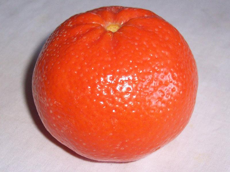 Mandarinen und Clementinen